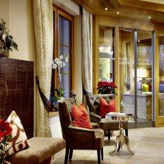 Hotel Garni Melanie интерьер отеля фото 3