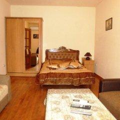 Апартаменты Luxe Apartment on Abovyan Street комната для гостей фото 3