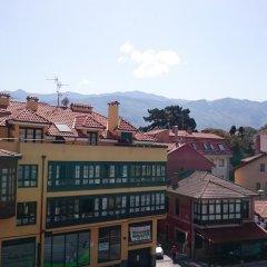Отель Apartamentos El Puente Испания, Льянес - отзывы, цены и фото номеров - забронировать отель Apartamentos El Puente онлайн балкон