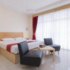 Отель Zing Resort & Spa 3* Номер Делюкс с различными типами кроватей фото 11