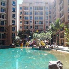Отель Atlantis Condo Resort By Anatoly бассейн