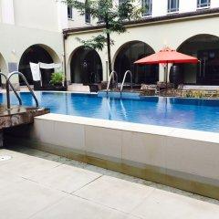 Отель Ibis Lagos Airport бассейн фото 3