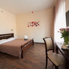 Гостиница Зенит Полулюкс разные типы кроватей фото 10