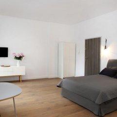 Отель Apartamenty Jeżyce Польша, Познань - отзывы, цены и фото номеров - забронировать отель Apartamenty Jeżyce онлайн комната для гостей фото 3