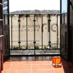 Отель Peniche Hostel Португалия, Пениче - отзывы, цены и фото номеров - забронировать отель Peniche Hostel онлайн балкон