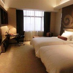 Baiyun Hotel Guangzhou 4* Номер Делюкс с различными типами кроватей фото 7