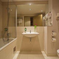 Отель Botanique Prague 4* Улучшенный номер с различными типами кроватей фото 8