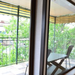 Hirmas Hotel балкон