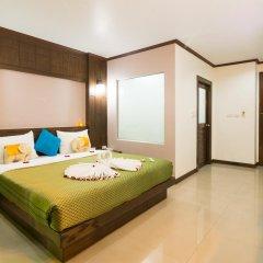 Hawaii Patong Hotel 3* Номер Делюкс с двуспальной кроватью фото 4