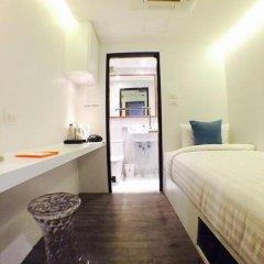 S Box Sukhumvit Hotel 3* Стандартный номер с различными типами кроватей фото 2