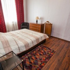 Апартаменты Брусника Красносельская Москва комната для гостей фото 5