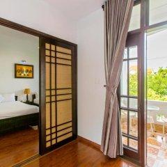 Отель Riverside Impression Homestay Villa 3* Полулюкс с различными типами кроватей фото 2