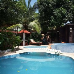 Hotel Boutique Posada Las Iguanas бассейн фото 3