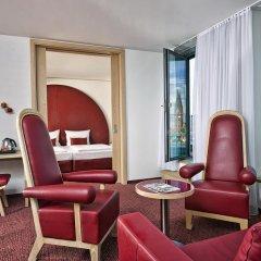 Отель Arcotel Rubin 5* Номер Комфорт фото 5
