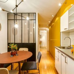 Апартаменты Sweet Inn Apartments - Rue Vaugirard в номере