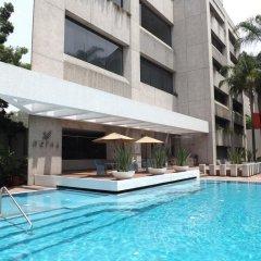 Отель Royal Pedregal Мехико бассейн фото 2