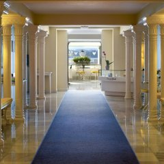 Eurostars Gran Hotel La Toja интерьер отеля