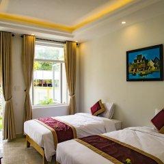 Отель Mi Kha Homestay комната для гостей фото 5