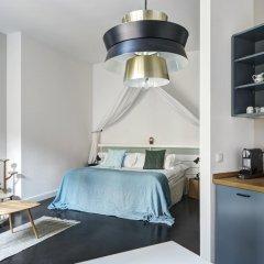 Апартаменты Gorki Apartments Berlin Апартаменты с различными типами кроватей фото 11