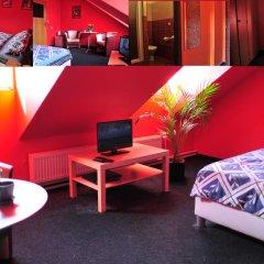 Hostel Alia Стандартный номер с двуспальной кроватью фото 7