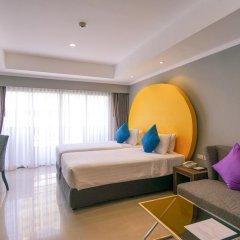 Отель FuramaXclusive Sukhumvit 4* Номер Премиум с двуспальной кроватью фото 18