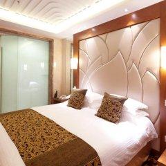 Howard Johnson Paragon Hotel Beijing комната для гостей фото 11