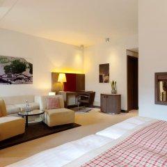Отель A-ROSA Kitzbühel 5* Номер Делюкс с двуспальной кроватью фото 3