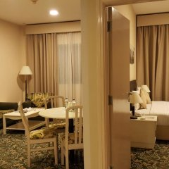 Pearl Residence Hotel Apartments 3* Люкс с различными типами кроватей фото 12