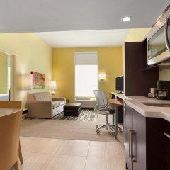 Отель Home2 Suites by Hilton Cleveland Beachwood в номере