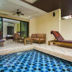 Отель Crown Lanta Resort & Spa 5* Стандартный номер фото 5
