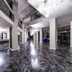 Отель Radisson Blu Majestic Hotel Galzignano Италия, Региональный парк Colli Euganei - отзывы, цены и фото номеров - забронировать отель Radisson Blu Majestic Hotel Galzignano онлайн интерьер отеля