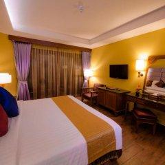 Отель Nora Beach Resort & Spa 4* Номер Делюкс с различными типами кроватей фото 4
