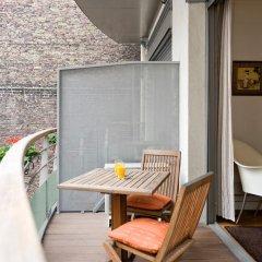 Отель Residhotel Impérial Rennequin 3* Студия с различными типами кроватей фото 8