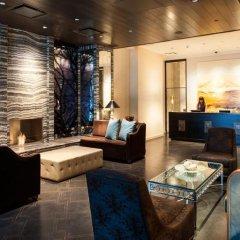 Отель Loden Vancouver Канада, Ванкувер - отзывы, цены и фото номеров - забронировать отель Loden Vancouver онлайн интерьер отеля фото 3