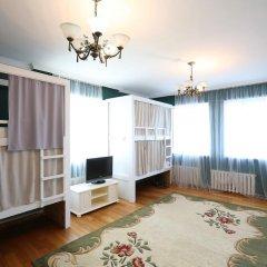 Гостиница Hostel Nochleg Казахстан, Нур-Султан - 1 отзыв об отеле, цены и фото номеров - забронировать гостиницу Hostel Nochleg онлайн комната для гостей фото 4