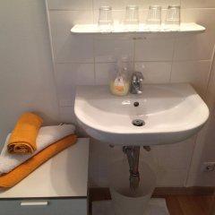 Отель Stadtpension Junger Fuchs Австрия, Зальцбург - отзывы, цены и фото номеров - забронировать отель Stadtpension Junger Fuchs онлайн ванная
