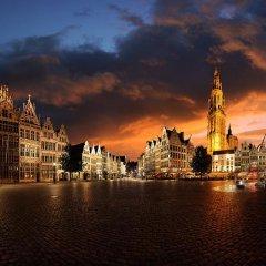 Отель Antwerp Central Flats