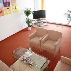 HSH Hotel Apartments Mitte 4* Стандартный номер с разными типами кроватей фото 3
