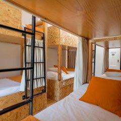 Passport Lisbon Hostel 2* Кровать в общем номере фото 5