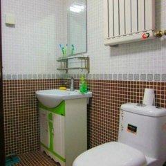 Отель Xian Ruyue Inn 2* Кровать в мужском общем номере с двухъярусной кроватью фото 4