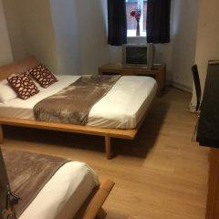 Отель Hendham House 2* Стандартный номер с 2 отдельными кроватями фото 16