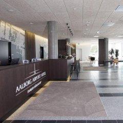 Aalborg Airport Hotel интерьер отеля фото 2
