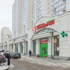 Апартаменты Максим Апартаменты с различными типами кроватей фото 36