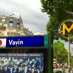 Отель Unic Renoir Saint Germain Париж развлечения