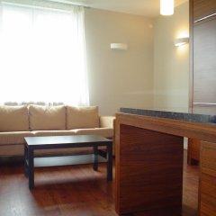 Отель Zoliborz Apartament Апартаменты с различными типами кроватей фото 5