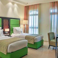 Отель The Ajman Palace 5* Номер Делюкс с различными типами кроватей