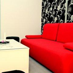 Отель Baltazaras 3* Улучшенный номер с различными типами кроватей фото 7