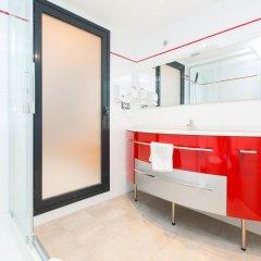 Апартаменты AinB Sagrada Familia Apartments Студия с различными типами кроватей фото 9