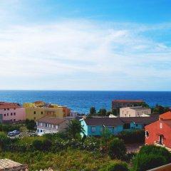Отель La Ferula Blu Италия, Кастельсардо - отзывы, цены и фото номеров - забронировать отель La Ferula Blu онлайн пляж