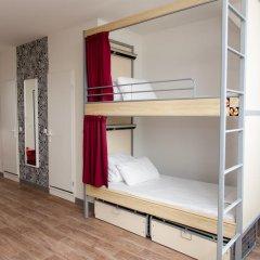 St Christopher's Inn Gare Du Nord - Hostel Кровать в общем номере с двухъярусными кроватями фото 11